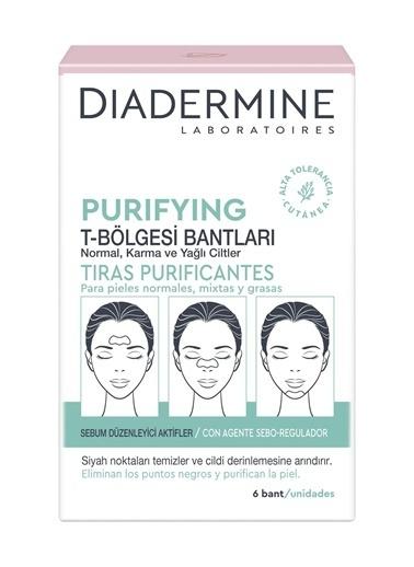 Diadermine Diadermine Arındırıcı T Bölgesi Bantları 6 Adet Renksiz